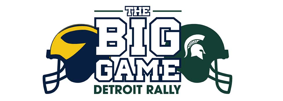 The Big Game Detroit Rally